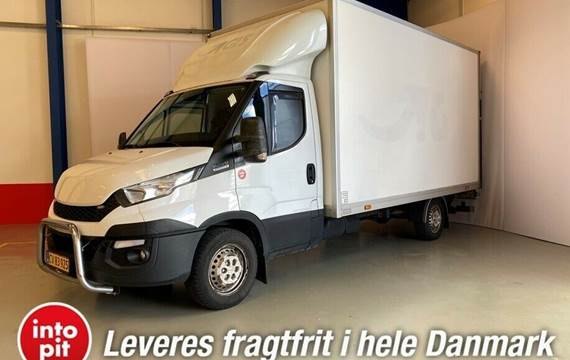 Iveco Daily 3,0 35S17 Alukasse AG8
