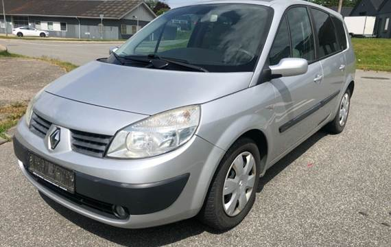 Renault Grand Scenic II 2,0 Sport Dynamique