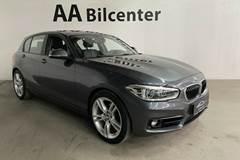 BMW 120d 2,0 Sport Line aut.