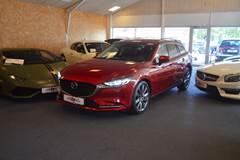 Mazda 6 2,2 SkyActiv-D 150 Optimum stc. aut.