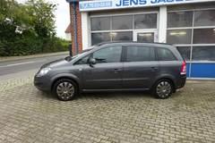 Opel Zafira 1,7 CDTi 125 Limited Edition