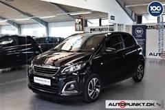 Peugeot 108 1,0 e-VTi 69 Black Edition