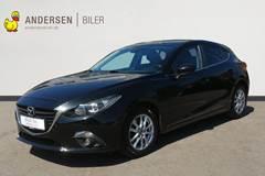 Mazda 3 2,0 Skyactiv-G Vision 120HK 5d 6g