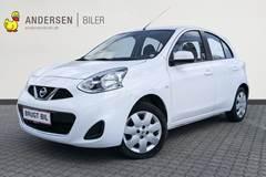 Nissan Micra 1,2 Acenta 80HK 5d