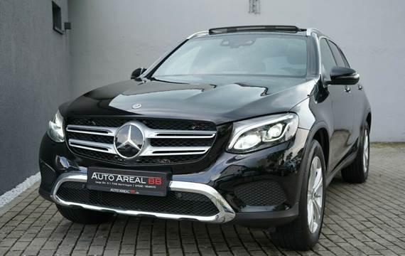 Mercedes GLC250 4M *9G*PANO*COMAND*LED*DISTRNC+KAMERA*