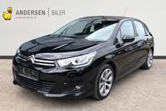 Citroën C4 1,6 Blue HDi Challenge start/stop 100HK 5d