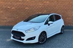 Ford Fiesta 1,0 SCTi 140 ST-Line