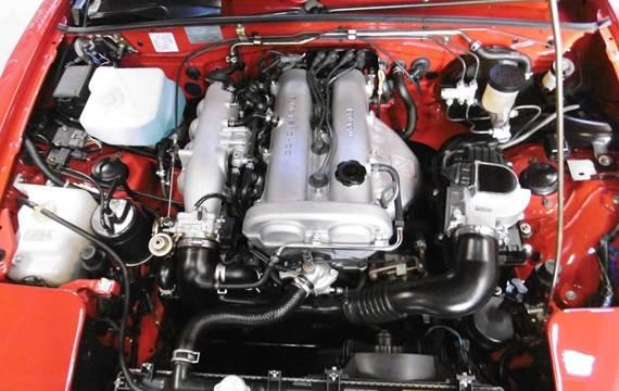 Mazda MX-5 1,6