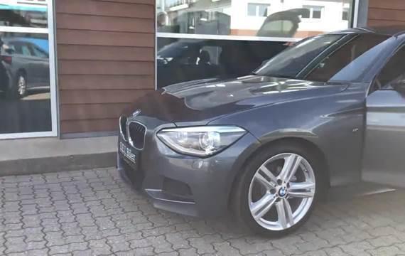 BMW 116i 1,6 M-Sport