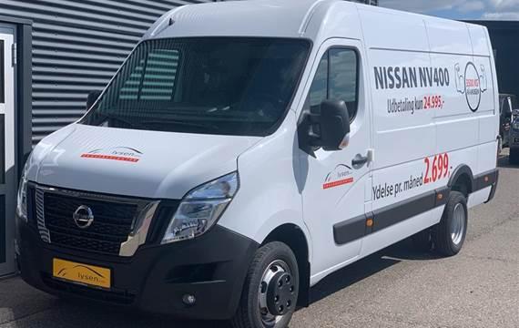 Nissan NV 400 2,3 L3H2  DCi Working Star RWD Start/Stop  Van 6g