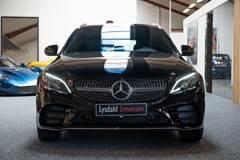 Mercedes C300 e 2,0 AMG Night Edition stc. aut.