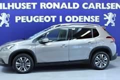 Peugeot 2008 1,6 BlueHDi 100 Allure