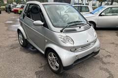 Smart City Coupé Cabrio 0,8 CDi 41 Passion aut.