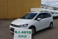 VW Touran 1,6 TDi 115 Trendline DSG Van