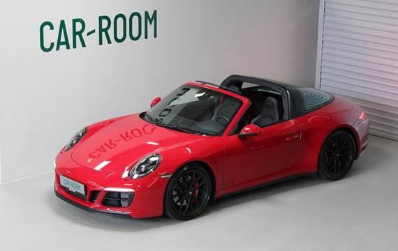 Porsche 911 Targa 4 GTS 3,0 PDK