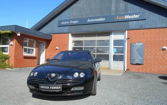 Alfa Romeo Spider 3,0 V6 L