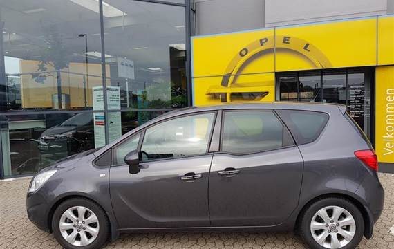 Opel Meriva 1,7 CDTI Cosmo Start/Stop  6g
