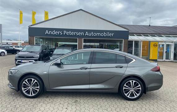 Opel Insignia 1,5 Grand Sport 1,5 Turbo Dynamic Start/Stop  5d 6g