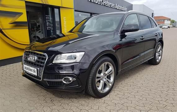 Audi SQ5 XCVUBQ1