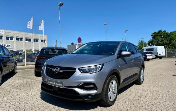 Opel Grandland X Direct Injection Turbo Enjoy Start/Stop 130HK 5d 6g