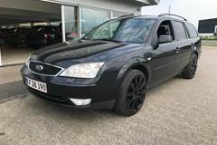 Ford Mondeo 2,0 145 Limited Edition stc.