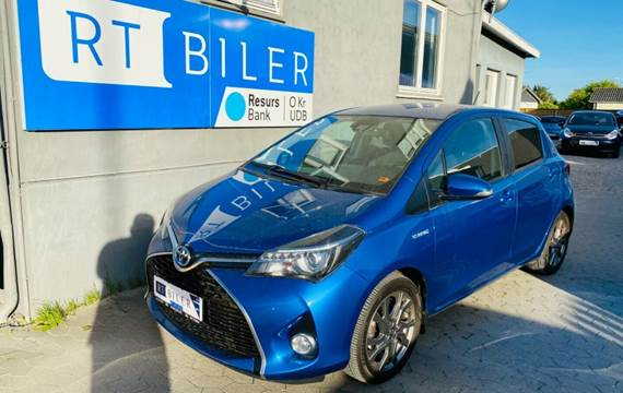 Toyota Yaris 1,5 Hybrid H2 Premium Luksus e-CVT