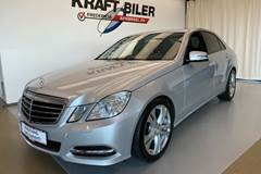 Mercedes E200 2,2 CDi Avantgarde aut. BE