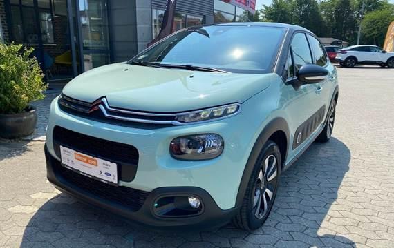 Citroën C3 1,2 PureTech 82 SportLine