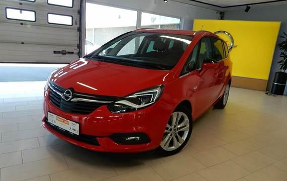 Opel Zafira Tourer 1,4 T 140 Innovation aut.