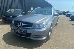 Mercedes C220 2,2 CDi Avantgarde stc. BE