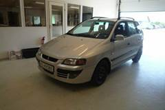 Mitsubishi Space Star 1,6 AC Special