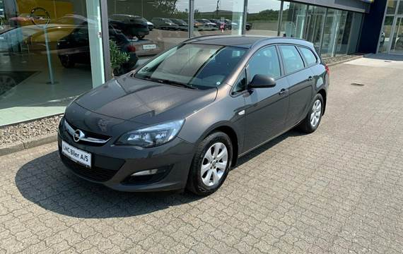Opel Astra 1,4 100 Limited Sports Tourer