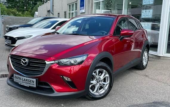 Mazda CX-3 2,0 SkyActiv-G 121 Vision
