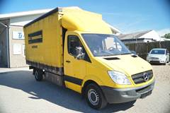 Mercedes Sprinter 315 2,2 CDi R3 Chassis