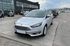 Ford Focus EcoBoost Titanium 125HK Stc 6g