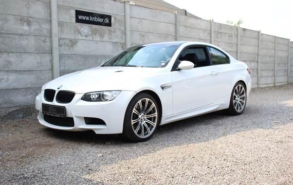 BMW M3 4,0 Coupé DKG