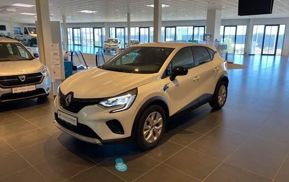 Renault Captur 1,0 TCe 95 Zen