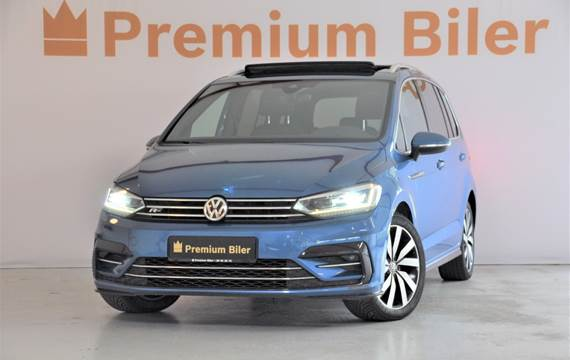 VW Touran 1,6 TDi 115 R-line DSG