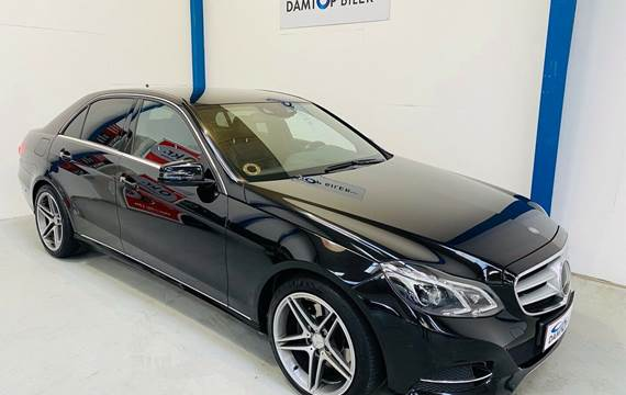 Mercedes E350 3,0 BlueTEC Avantgarde aut. 4Matic