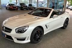 Mercedes SL63 5,5 AMG Performance aut.