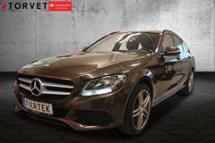 Mercedes C200 1,6 BlueTEC stc. aut.