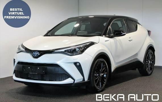 Toyota C-HR 2,0 Hybrid C-HIC CVT