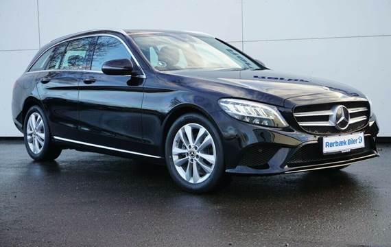 Mercedes C200 1,5 Advantage stc. aut.
