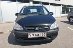 Hyundai Getz 1,4 GL aut.