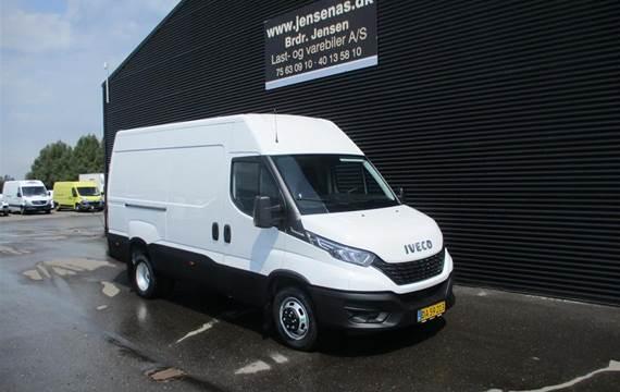 Iveco Daily 3,0 35C18 12m3  D Hi-Matic  Van 8g Aut.