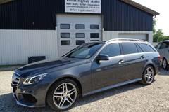 Mercedes E220 2,2 CDi Avantgarde AMG stc. aut.