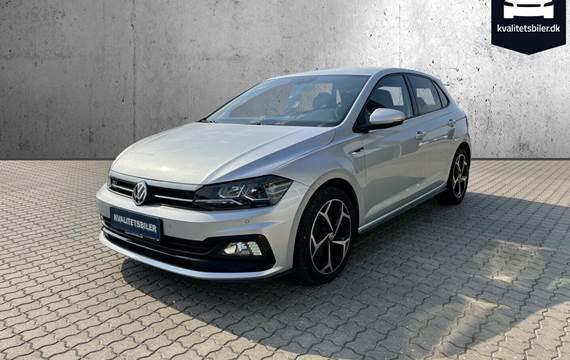 VW Polo 1,5 TSi 150 R-line+ DSG