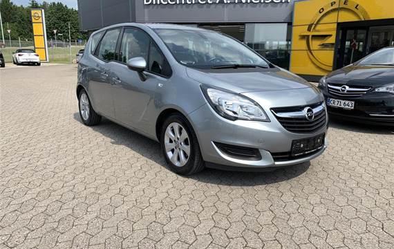Opel Meriva 1,4 Turbo Enjoy Start/Stop 120HK