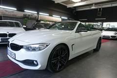 BMW 114d Cabrio 420 d Luxury  M Line Navi Xenon Kamera