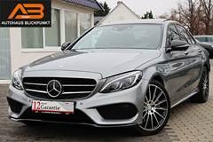 Mercedes C250 d AMG NIGHT STANDHZG+DISTRONIC+PANO+KAMERA